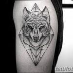 Фото Тату лайнворк от 17.08.2018 №036 - tattoo laynvork - tatufoto.com