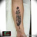 Фото Тату лайнворк от 17.08.2018 №037 - tattoo laynvork - tatufoto.com
