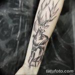 Фото Тату лайнворк от 17.08.2018 №039 - tattoo laynvork - tatufoto.com