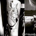 Фото Тату лайнворк от 17.08.2018 №040 - tattoo laynvork - tatufoto.com