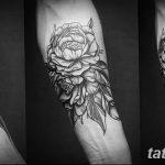 Фото Тату лайнворк от 17.08.2018 №046 - tattoo laynvork - tatufoto.com