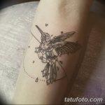 Фото Тату лайнворк от 17.08.2018 №047 - tattoo laynvork - tatufoto.com