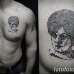 Фото Тату лайнворк от 17.08.2018 №050 - tattoo laynvork - tatufoto.com