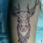 Фото Тату лайнворк от 17.08.2018 №051 - tattoo laynvork - tatufoto.com