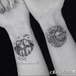 Фото Тату лайнворк от 17.08.2018 №055 - tattoo laynvork - tatufoto.com
