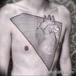 Фото Тату лайнворк от 17.08.2018 №058 - tattoo laynvork - tatufoto.com