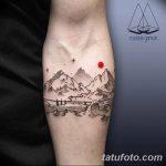 Фото Тату лайнворк от 17.08.2018 №061 - tattoo laynvork - tatufoto.com