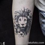 Фото Тату лайнворк от 17.08.2018 №067 - tattoo laynvork - tatufoto.com