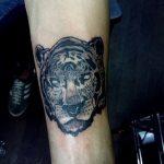 Фото Тату лайнворк от 17.08.2018 №076 - tattoo laynvork - tatufoto.com