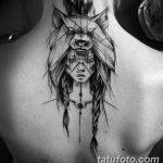 Фото Тату лайнворк от 17.08.2018 №083 - tattoo laynvork - tatufoto.com