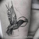 Фото Тату лайнворк от 17.08.2018 №085 - tattoo laynvork - tatufoto.com