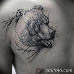 Фото Тату лайнворк от 17.08.2018 №097 - tattoo laynvork - tatufoto.com
