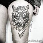 Фото Тату лайнворк от 17.08.2018 №111 - tattoo laynvork - tatufoto.com