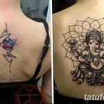 Фото Тату лайнворк от 17.08.2018 №115 - tattoo laynvork - tatufoto.com