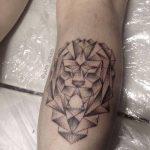 Фото Тату лайнворк от 17.08.2018 №116 - tattoo laynvork - tatufoto.com