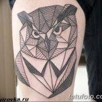 Фото Тату лайнворк от 17.08.2018 №135 - tattoo laynvork - tatufoto.com