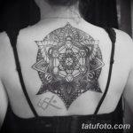 Фото Тату лайнворк от 17.08.2018 №136 - tattoo laynvork - tatufoto.com
