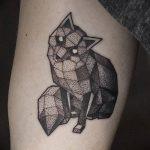 Фото Тату лайнворк от 17.08.2018 №144 - tattoo laynvork - tatufoto.com