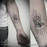 Фото Тату лайнворк от 17.08.2018 №155 - tattoo laynvork - tatufoto.com