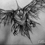 Фото Тату лайнворк от 17.08.2018 №182 - tattoo laynvork - tatufoto.com