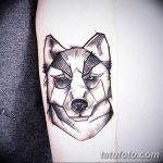 Фото Тату лайнворк от 17.08.2018 №186 - tattoo laynvork - tatufoto.com