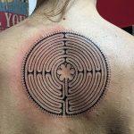 Фото Тату лайнворк от 17.08.2018 №187 - tattoo laynvork - tatufoto.com