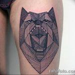 Фото Тату лайнворк от 17.08.2018 №191 - tattoo laynvork - tatufoto.com