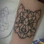 Фото Тату лайнворк от 17.08.2018 №195 - tattoo laynvork - tatufoto.com