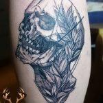 Фото Тату лайнворк от 17.08.2018 №196 - tattoo laynvork - tatufoto.com