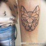 Фото Тату лайнворк от 17.08.2018 №201 - tattoo laynvork - tatufoto.com