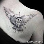 Фото Тату лайнворк от 17.08.2018 №213 - tattoo laynvork - tatufoto.com