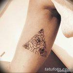 Фото Тату лайнворк от 17.08.2018 №216 - tattoo laynvork - tatufoto.com