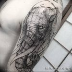 Фото Тату лайнворк от 17.08.2018 №219 - tattoo laynvork - tatufoto.com