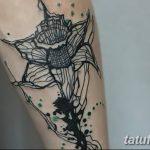 Фото Тату лайнворк от 17.08.2018 №225 - tattoo laynvork - tatufoto.com