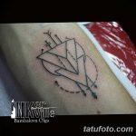 Фото Тату лайнворк от 17.08.2018 №228 - tattoo laynvork - tatufoto.com