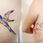 Фото Тату лайнворк от 17.08.2018 №230 - tattoo laynvork - tatufoto.com