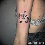 Фото Тату лайнворк от 17.08.2018 №232 - tattoo laynvork - tatufoto.com