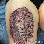 Фото Тату лайнворк от 17.08.2018 №233 - tattoo laynvork - tatufoto.com