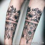 Фото Тату лайнворк от 17.08.2018 №239 - tattoo laynvork - tatufoto.com