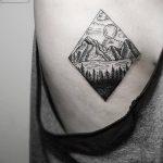 Фото Тату лайнворк от 17.08.2018 №246 - tattoo laynvork - tatufoto.com