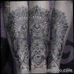 Фото Тату лайнворк от 17.08.2018 №253 - tattoo laynvork - tatufoto.com
