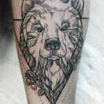 Фото Тату лайнворк от 17.08.2018 №262 - tattoo laynvork - tatufoto.com