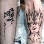 Фото Тату лайнворк от 17.08.2018 №267 - tattoo laynvork - tatufoto.com