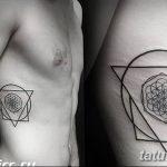 Фото Тату лайнворк от 17.08.2018 №275 - tattoo laynvork - tatufoto.com