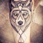Фото Тату лайнворк от 17.08.2018 №276 - tattoo laynvork - tatufoto.com