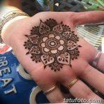 Фото простые рисунки мехенди от 03.08.2018 №009 - simple mehendi drawing - tatufoto.com