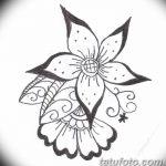 Фото простые рисунки мехенди от 03.08.2018 №011 - simple mehendi drawing - tatufoto.com