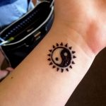 small henna tattoos ideas