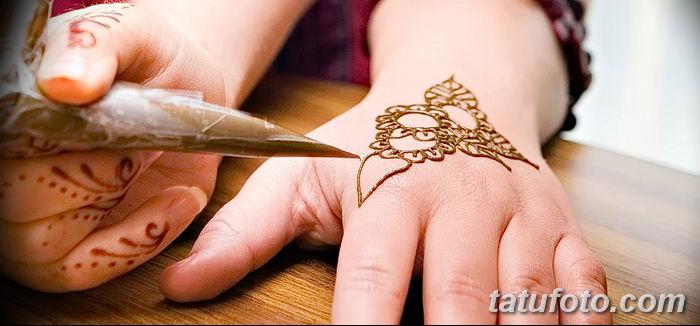 Фото простые рисунки мехенди от 03.08.2018 №035 - simple mehendi drawing - tatufoto.com