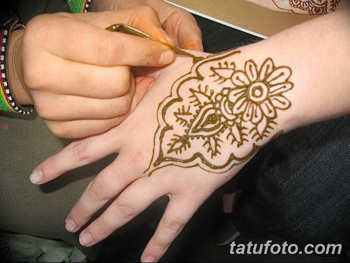 Фото простые рисунки мехенди от 03.08.2018 №038 - simple mehendi drawing - tatufoto.com